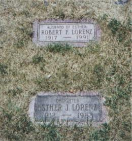 LORENZ, ROBERT F. - Cerro Gordo County, Iowa | ROBERT F. LORENZ