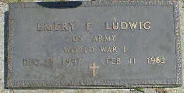 LUDWIG, EMERY E. - Cerro Gordo County, Iowa | EMERY E. LUDWIG
