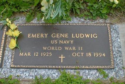 LUDWIG, EMERY GENE - Cerro Gordo County, Iowa | EMERY GENE LUDWIG