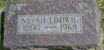 LUDWIG, NEVAH - Cerro Gordo County, Iowa | NEVAH LUDWIG