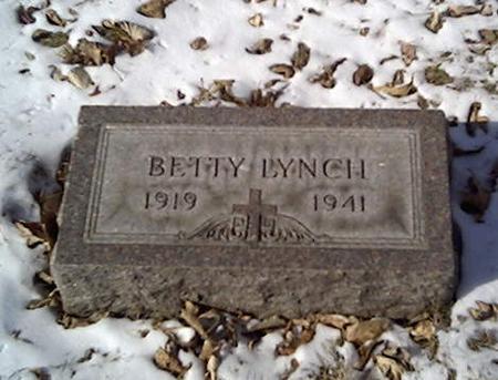 LYNCH, BETTY - Cerro Gordo County, Iowa | BETTY LYNCH