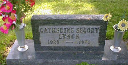 SECORY LYNCH, CATHERINE - Cerro Gordo County, Iowa | CATHERINE SECORY LYNCH
