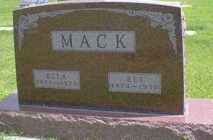 MACK, ELI - Cerro Gordo County, Iowa | ELI MACK