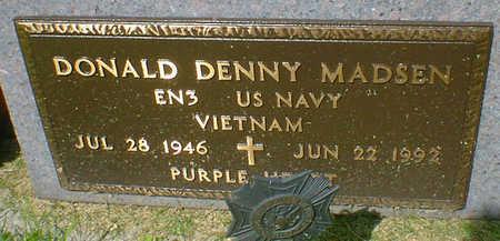 MADSEN, DONALD DENNY - Cerro Gordo County, Iowa | DONALD DENNY MADSEN