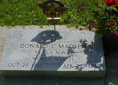 MADSEN, DONALD L. - Cerro Gordo County, Iowa | DONALD L. MADSEN