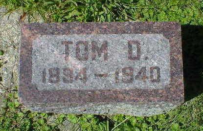 MARKEN, TOM - Cerro Gordo County, Iowa | TOM MARKEN