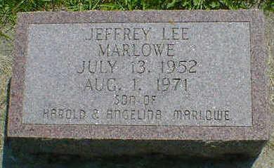MARLOW, JEFFREY LEE - Cerro Gordo County, Iowa | JEFFREY LEE MARLOW