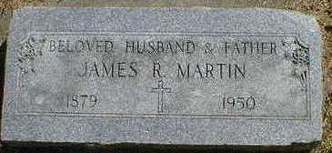 MARTIN, JAMES R. - Cerro Gordo County, Iowa | JAMES R. MARTIN