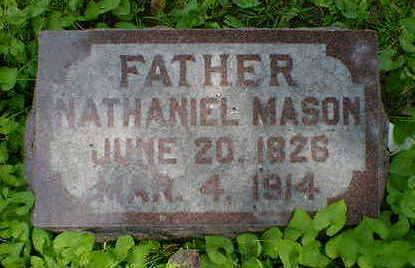 MASON, NATHANIEL - Cerro Gordo County, Iowa | NATHANIEL MASON