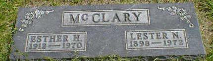 MCCLARY, LESTER N. - Cerro Gordo County, Iowa | LESTER N. MCCLARY