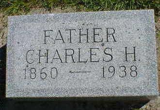 MCGRADY, CHARLES H. - Cerro Gordo County, Iowa   CHARLES H. MCGRADY