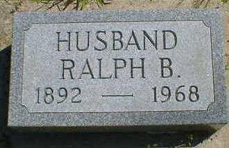 MCGRADY, RALPH B. - Cerro Gordo County, Iowa | RALPH B. MCGRADY