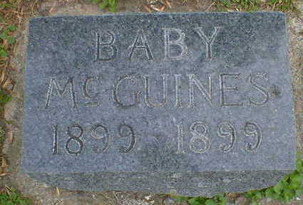 MCGUINES, BABY - Cerro Gordo County, Iowa | BABY MCGUINES