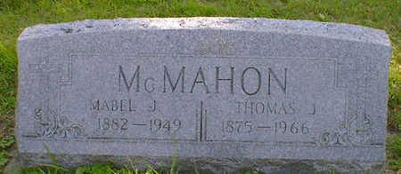MCMAHON, THOMAS J. - Cerro Gordo County, Iowa | THOMAS J. MCMAHON