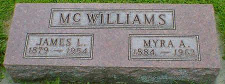 MCWILLIAMS, MYRA A. - Cerro Gordo County, Iowa | MYRA A. MCWILLIAMS