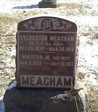 MEACHAM, MARTHA - Cerro Gordo County, Iowa | MARTHA MEACHAM