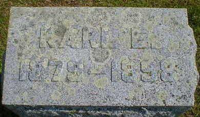 MEDDAUGH, KARL E. - Cerro Gordo County, Iowa | KARL E. MEDDAUGH