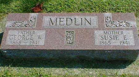 MEDLIN, GEORGE W. - Cerro Gordo County, Iowa | GEORGE W. MEDLIN