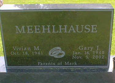 MEEHLHAUSE, GARY J. - Cerro Gordo County, Iowa | GARY J. MEEHLHAUSE