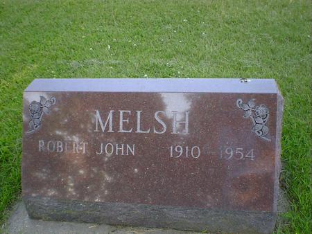 MELSH, ROBERT JOHN - Cerro Gordo County, Iowa | ROBERT JOHN MELSH