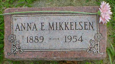 MIKKELSEN, ANNA E. - Cerro Gordo County, Iowa | ANNA E. MIKKELSEN