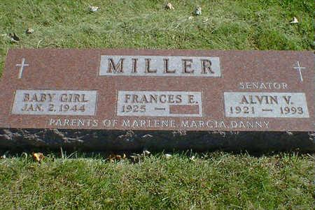 MILLER, ALVIN V. - Cerro Gordo County, Iowa | ALVIN V. MILLER