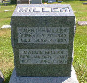 MILLER, MAGGIE - Cerro Gordo County, Iowa | MAGGIE MILLER
