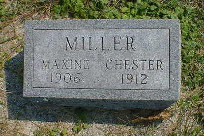 MILLER, MAXINE - Cerro Gordo County, Iowa | MAXINE MILLER