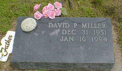MILLER, DAVID P. - Cerro Gordo County, Iowa | DAVID P. MILLER