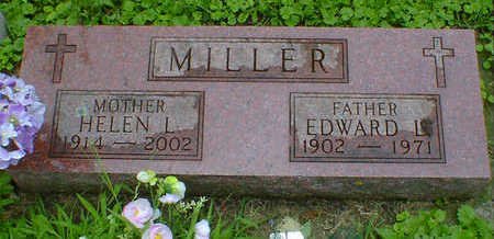 MILLER, HELEN LEONE (HARRIS) - Cerro Gordo County, Iowa | HELEN LEONE (HARRIS) MILLER