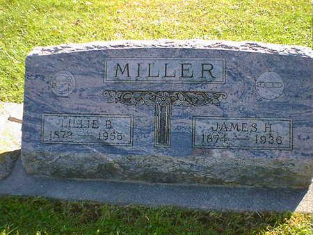 MILLER, LILLIE B. - Cerro Gordo County, Iowa | LILLIE B. MILLER