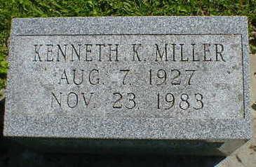 MILLER, KENNETH K. - Cerro Gordo County, Iowa | KENNETH K. MILLER