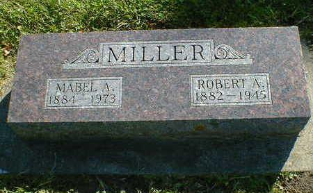 MILLER, MABEL A. - Cerro Gordo County, Iowa | MABEL A. MILLER