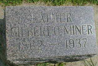 MINER, GILBERT - Cerro Gordo County, Iowa | GILBERT MINER