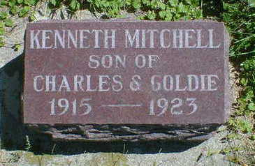 MITCHELL, KENNETH - Cerro Gordo County, Iowa | KENNETH MITCHELL