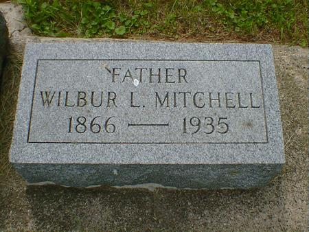 MITCHELL, WILBUR L. - Cerro Gordo County, Iowa | WILBUR L. MITCHELL