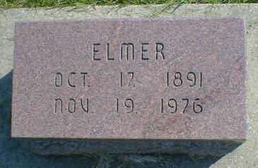 MOFFETT, ELMER - Cerro Gordo County, Iowa | ELMER MOFFETT