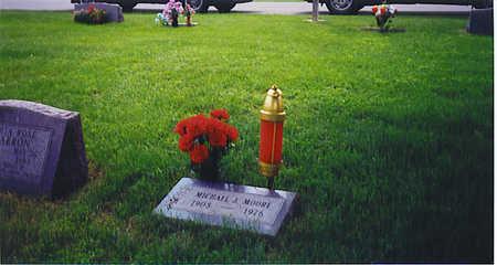 MOORE, MICHAEL J. - Cerro Gordo County, Iowa   MICHAEL J. MOORE