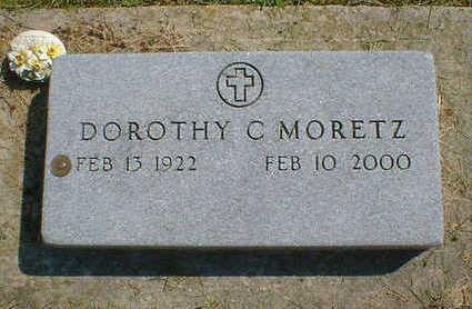 MORETZ, DOROTHY C. - Cerro Gordo County, Iowa | DOROTHY C. MORETZ