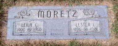 MORETZ, LEILA CRYSTELLA - Cerro Gordo County, Iowa | LEILA CRYSTELLA MORETZ