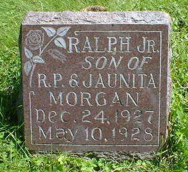 MORGAN, RALPH JR. - Cerro Gordo County, Iowa | RALPH JR. MORGAN