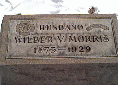 MORRIS, WILBER - Cerro Gordo County, Iowa | WILBER MORRIS