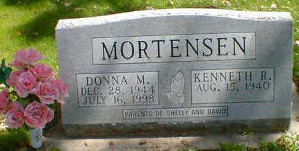 MORTENSEN, DONNA M. - Cerro Gordo County, Iowa | DONNA M. MORTENSEN
