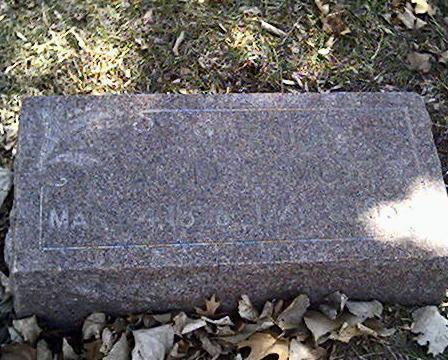 MOTT, ANNA - Cerro Gordo County, Iowa   ANNA MOTT