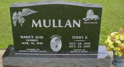 MULLAN, TERRY E. - Cerro Gordo County, Iowa | TERRY E. MULLAN