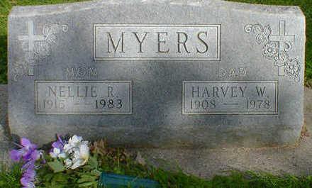 MYERS, NELLIE R. - Cerro Gordo County, Iowa | NELLIE R. MYERS