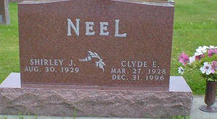 NEEL, CLYDE E. - Cerro Gordo County, Iowa | CLYDE E. NEEL