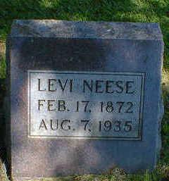 NEESE, LEVI - Cerro Gordo County, Iowa | LEVI NEESE