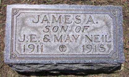 NEIL, JAMES A. - Cerro Gordo County, Iowa | JAMES A. NEIL