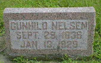 NELSEN, GUNHILD - Cerro Gordo County, Iowa | GUNHILD NELSEN